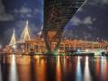 Bangkok - éjszakai kép