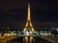 Eiffel-torony éjszaka
