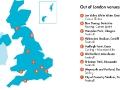Egyesült Királyság helyszínek