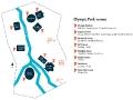 Olimpiai Park helyszínek