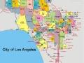 Los Angeles térkép
