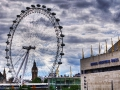 London Eye HDR 01