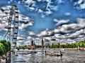 London Eye HDR 03