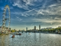 London Eye HDR 05