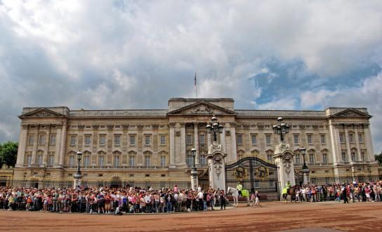 Londoni Buckingham Palota - Buckingham Palace