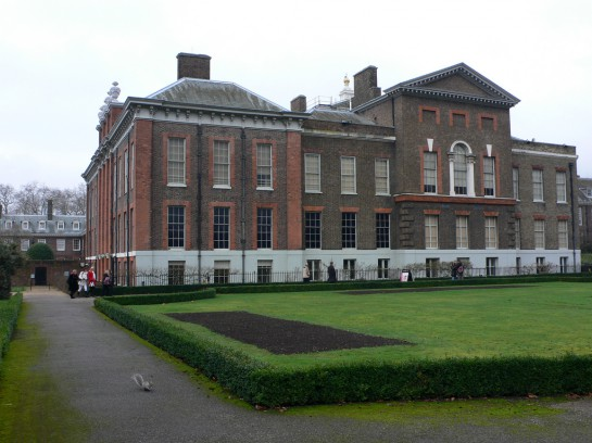 London Kensington Palota - Kensington Palace