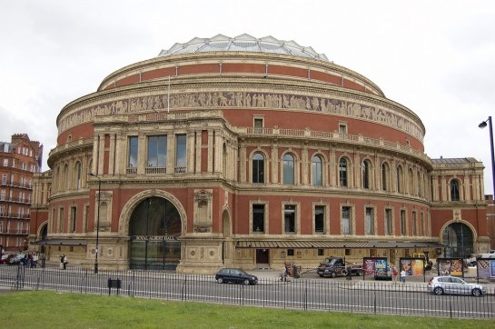 Londoni Királyi Albert Csarnok - Royal Albert Hall