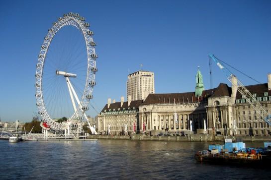 Londoni Milleniumi Kerék - London Eye