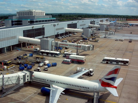 London Gatwick repülőtér - London Gatwick Airport