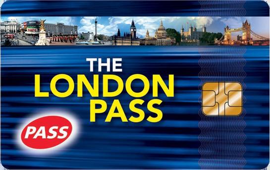 London Pass - Ingyenes tömegközlekedés, Ingyen belépő London 55 nevezetességéhez
