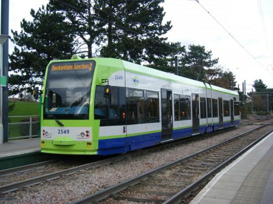 London villamosai - Tram