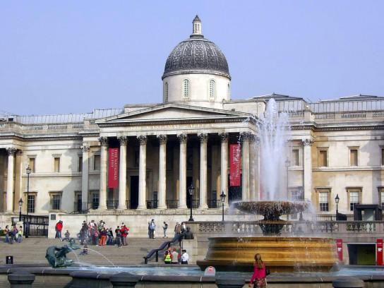 Londoni Nemzeti Képtár - National Gallery