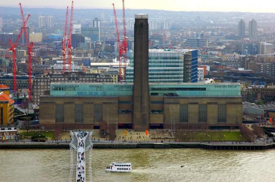 Londoni Modern Művészeti Múzeum - Tate Modern