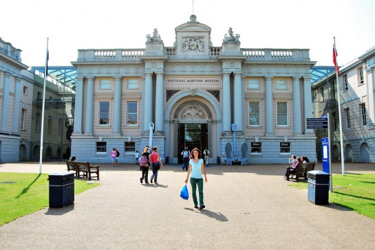 Londoni Nemzeti Tengerészeti Múzeum - National Maritime Museum