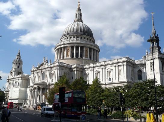 Londoni Szent Pál Katedrális - St. Paul's Cathedral