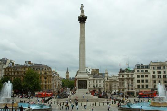 Londoni Trafalgar Tér - Trafalgar Square