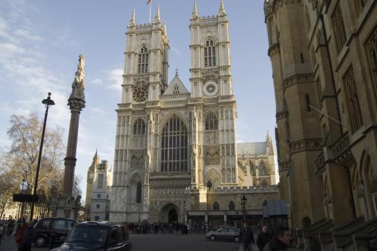 Londoni Westminster Apátság - Westminster Abbey