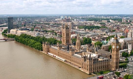 Londoni Westminster Palota és Parlament - Westminster Palace