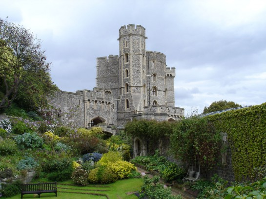 Windsor Kastély - Windsor Castle