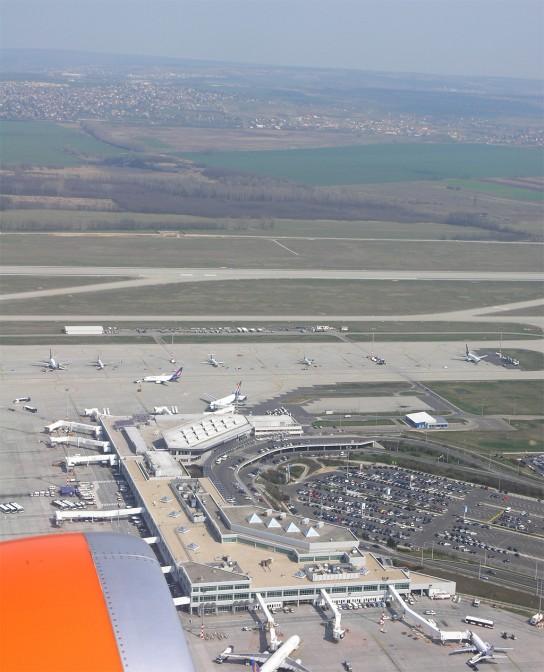 Ferihegyi repülőtér - Budapest Ferihegy - Ferihegy Airport