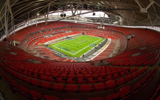 London Wembley stadion