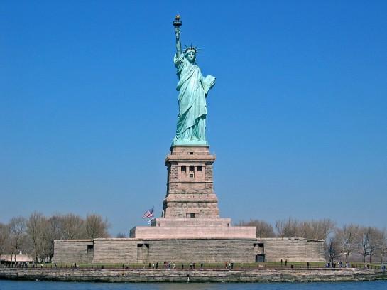 New York-i Szabadság-szobor (Statue of Liberty)