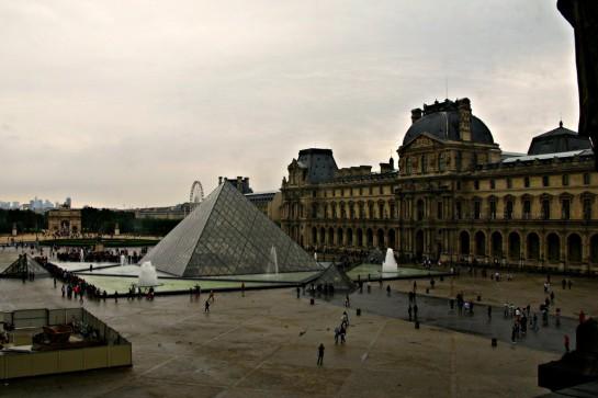 Párizs Louvre Múzeum