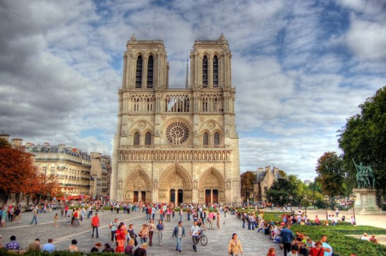Párizsi Notre-Dame