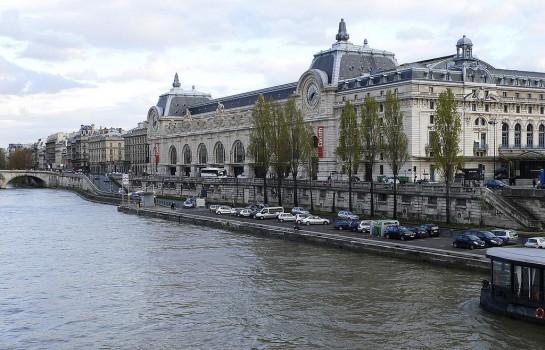 Párizsi Orsay Múzeum - Musée d'Orsay