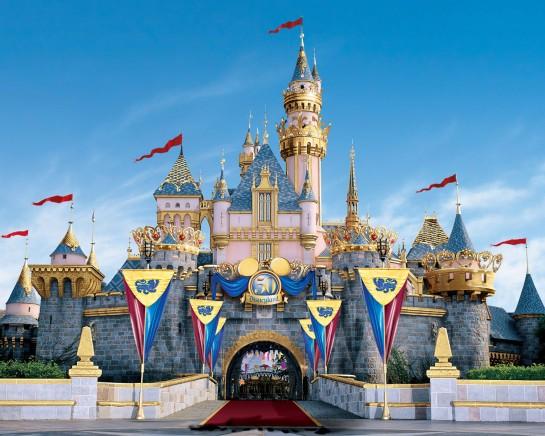 Párizsi Disneyland Park