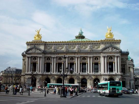 Párizsi Opera - Palais Garnier
