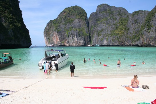 Thaifld Phi Phi sziget (Phi Phi island)