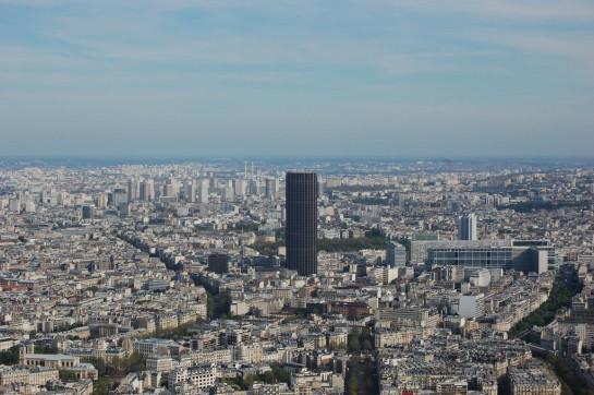 Párizsi Montparnasse irodaház - Tour Montparnasse