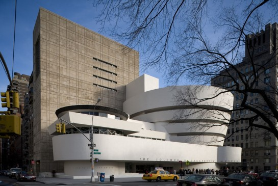 New York Guggenheim Múzeum - Guggenheim Museum