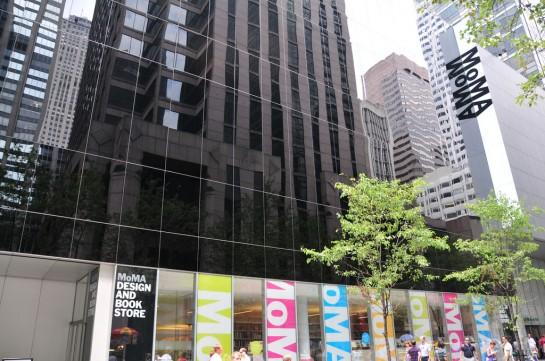 New York Modern Művészetek Múzeuma - MoMA