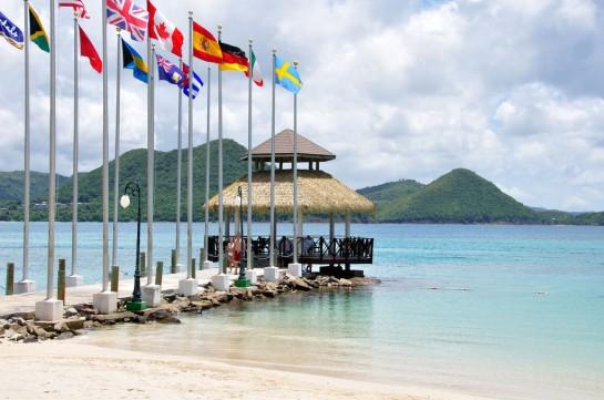 St. Lucia - Karib-térség