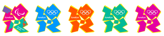 Londoni Olimpia 2012 logo