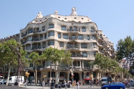 Barcelona Casa Milá