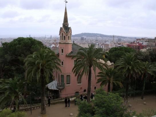 Barcelona Gaudí Múzeum