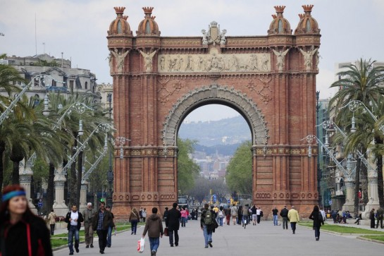 Barcelonai Diadalív