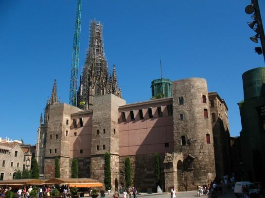 Barcelona La Seu
