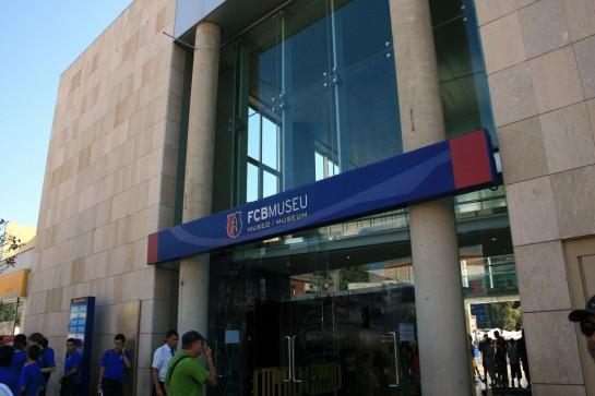 FC Barcelona Múzeum