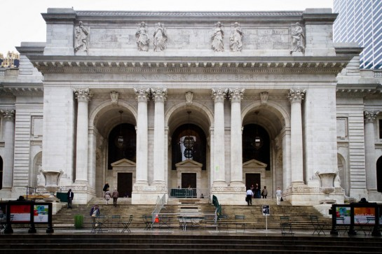 New York-i Közkönyvtár - New York Public Library