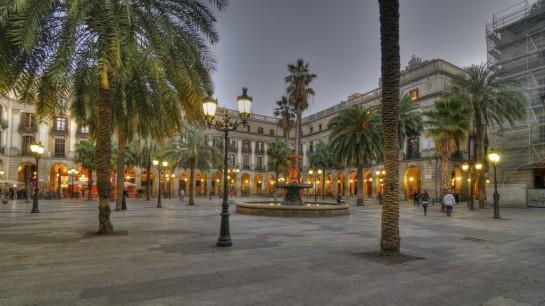 Barcelona Gótikus negyed