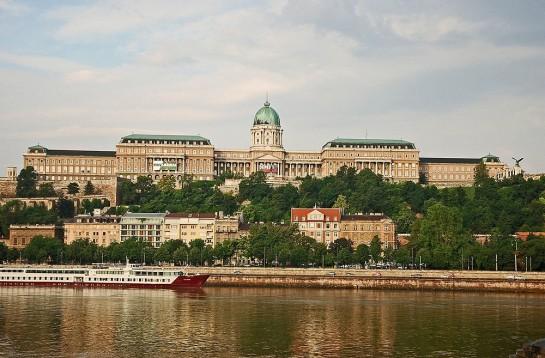 Budapest Budai vár