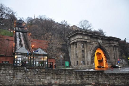 Budapest Budavári Sikló