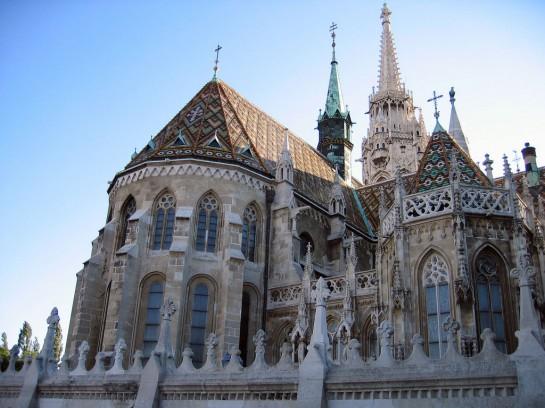 Budapesti Mátyás-templom