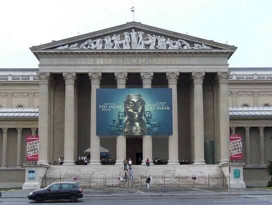 Budapesti Szépművészeti Múzeum
