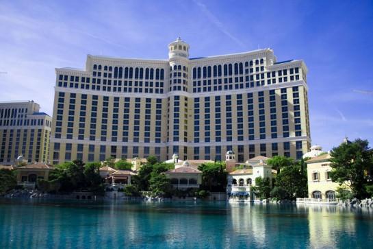 Las Vegas Bellagio Szálloda és Kaszinó - Bellagio Hotel and Casino