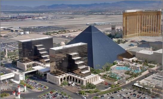 Las Vegas Luxor Szálloda és Kaszinó - Luxor Hotel and Casino